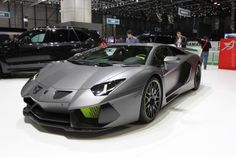 Lamborghini Aventador by Hamann #Lamborghini #Aventador #Hamann #tuning #Geneva2014