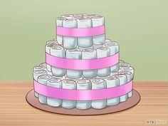 3 manières de faire un gâteau de couches - wikiHow