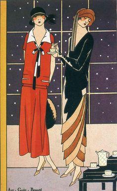 Art Goût Beauté, early 1920's.