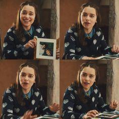 Me Before You Emilia Clarke Sam Claflin