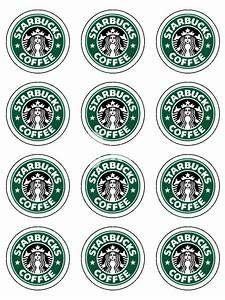 8 Best Images of Starbucks Coffee Logo Printable . Starbucks Cupcakes, Starbucks Coffee Cups, Coffee Label, Starbucks Logo, Coffee Logo, Starbucks Drinks, Starbucks Birthday Party, Starbucks Valentines, Birthday Coffee
