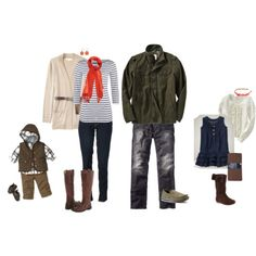 Fall Family Portrait- What to Wear