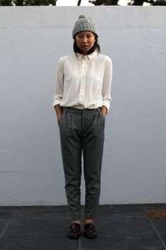 Katherine Lowe is one of my favorite style inspirations.