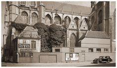 Breda, Kerkplein 1935.