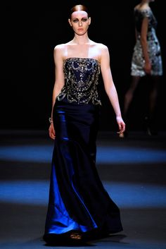 Naeem Khan | Fall 2011 Ready-to-Wear Collection | Style.com