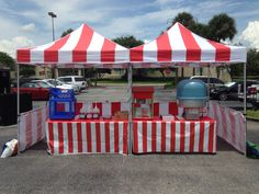 Concession station rental. Popcorn, cotton candy and snow cone rentals in Orlando.