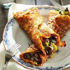 Vegetable Recipes, Vegetarian Recipes, Healthy Recipes, Easy Cooking, Cooking Recipes, Eat Lunch, Everyday Food, I Love Food, Soul Food