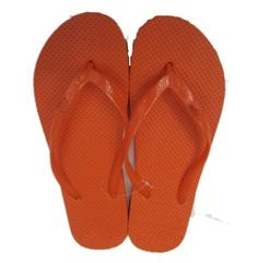 34105513243f2a Custom flip flops with your logo on the sole. Feet slip right into the  vinyl straps and are cushioned by the comfy contrasting EVA foam soles.