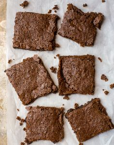 FMD P3 Metabolism Brownies using Pomroy Multi-Purpose Bake Mix