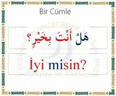 ... Learn Turkish Language, Arabic Language, Learn Turkish Online, Turkish Lessons, Islam For Kids, Arabic Jokes, Learning Arabic, School Supplies, Activities For Kids