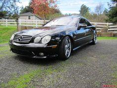 Renntech Powered 2004 Mercedes CL500 - Customer Ride - http://www.vividracing.com/blog/wp-content/gallery/mercedes/jaimerenntechcl500-5.jpg