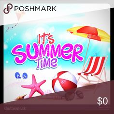 Summer time sale is here... That's right get a summer bundle from now til August 12th. No trades, holds, pay pals, low ball offers. But fair offers! Pls read the comments and ask questions before purchasing. And reference the posh rule pls. Thank you and happy posting. Other