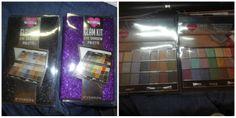 Hard Candy 24 color eyeshadow Glam Kits