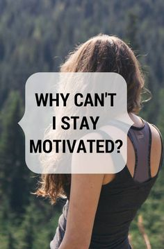 Do you struggle to stay motivated to lose weight and exercise? If you said yes, this is for you!