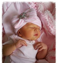 Hey, I found this really awesome Etsy listing at https://www.etsy.com/listing/197402134/baby-girl-newborn-hat-girl-newborn-baby
