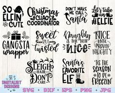Christmas Fonts, Christmas Quotes, Christmas Humor, Xmas, Circuit Projects, Vinyl Projects, Sassy Quotes, Funny Quotes, Lets Get Lit