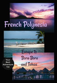 27 best paradise islands images on pinterest in 2018 paradise best of french polynesia vacation my escape to bora bora and tahaa fandeluxe Gallery