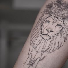 Tattoo Designs For Women, Tattoos For Women, Female Tattoos, Lion Tattoo Design, Tattoo Project, Program Design, Photo And Video, Instagram, Special Meaning