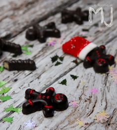 Gingerman de chocolate y mazapán / Gingerman chocolate and marzipan