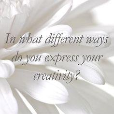 creative expression