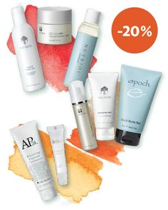 Nu Skin's Total Recharge, Path to Purity and Sunrise Smile collections are here…