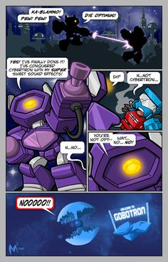 this strip is a shout out all the back to Lil Formers So it's been 4 years, 200 strips (more actually, counting stuff I've done fo. Lil Formers - The End Again Transformers Memes, Transformers Decepticons, Fanart, Funny Love, Stupid Memes, Amusement Park, Funny Comics, Character Art, Funny Stuff
