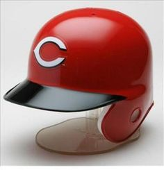 Riddell MLB Team Mini-Helmet - Cincinnati Reds