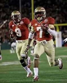 Kermit Whitfield's touchdown return in the BCS National Championship.