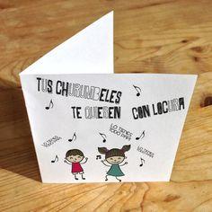 Tarjeta para escribirle a tu papi todo lo que lo quieres #papa #peques #diadelpadre #father #diseño #regalo #detalle #personalizado #love #mug #taza #desayuno #mayuki