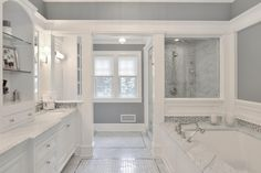Master Bathrooms | Bathroom Design - Choose Floor Plan & Bath Remodeling Materials | HGTV