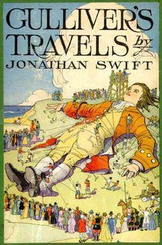 El capitán Lemuel Gulliver, se encuentra en situaciones paradójicas: es un gigante entre enanos, un enano entre gigantes y un ser humano avergonzado de su condición en una tierra poblada por caballos sabios que son más humanos que los propios hombres y desconfían, con razón, de éstos. Un clásico de la literatura universal.