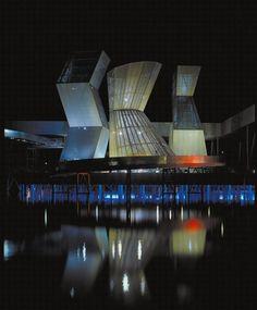 EXPO.02 - Forum Arteplage - Coop Himmelb(l)au