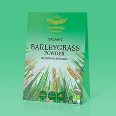 Barley Grass is one of the most nutrient rich foods in nature and has been used since ancient times for medicinal and healing purposes