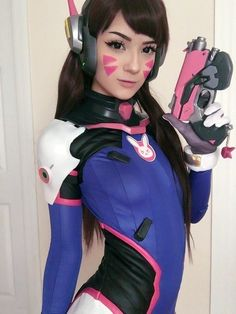 [self] I'm finally satisfied with my D.va cosplay : cosplay