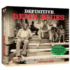Definitive Delta Blues / Various (cd)