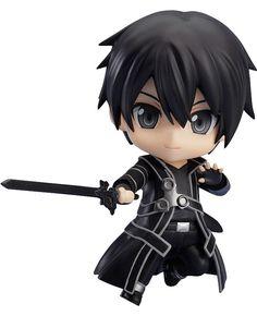 Good Smile Company - Sword Art Online Nendoroid figurine PVC Kirito 10 cm: Amazon.fr: Jeux et Jouets