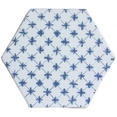 Carrelage hexagonal mat gris 15 x 15 cm he0811012 for Carrelage hexagonal bleu