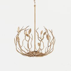 Enchanted Forest Chandelier in House+Home HOME+DÉCOR Lighting at Terrain