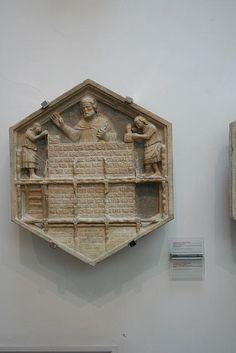 Campanile di Giotto - Andrea Pisano: l'Arte di edificare - 1334-1336 - Museo dell'Opera del Duomo, Firenze