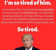 25 Brutal Memes Proving Trump Is Utterly Incompetent - The Political Punchline Bernie Sanders, Tired Of People, Twitter, The Voice, Shit Happens, Sayings, Words, Funny Nursing, Nursing Quotes