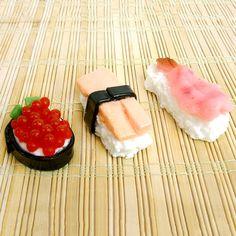 Sushi Soap Set.   dont eat... soap