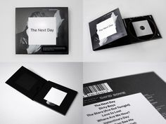 """Album cover art for David Bowie's """"The Next Day"""" by Jonathan Barnbrook"""