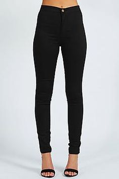 Avah High Rise Disco Jeans
