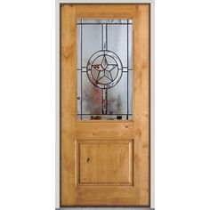 Our New Front Door We Are Gonna Get! And Probably Paint Red!