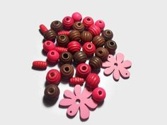 Wooden Beads Jewelry findings Diy Jewelry Supplies Bead supplies Diy crafts Mix color beads Colorful beads Craft supplies by Neda - Diy Jewelry Unique Diy Jewelry Unique, Diy Jewelry To Sell, Diy Jewelry Supplies, Diy Jewelry Findings, Beading Supplies, Diy Jewelry Making, Diy Crafts To Sell, Craft Supplies, Bead Crafts