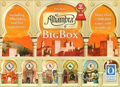 ALHAMBRA *BIG BOX* ** SUPERVENTAS**