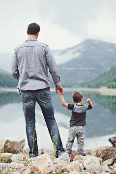 Daddy and me mini me