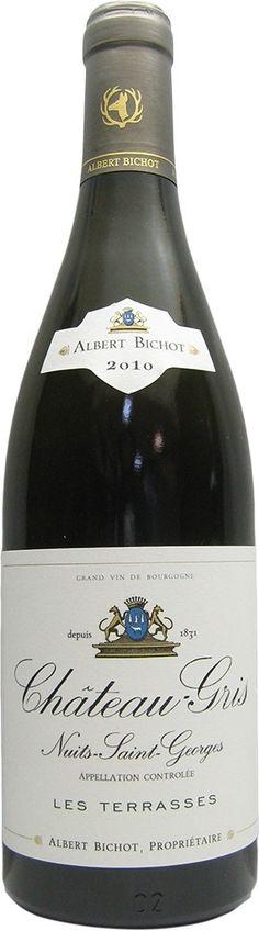 """Nuits-Saint-Georges - Château Gris """"Les Terrasses"""" 2010 - Albert Bichot"""
