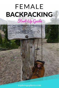 Solo female backpacking has become a dream of many aspiring backpackers. Here is how you can become a backpacker too.