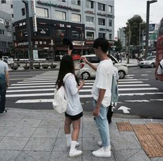 Korean ulzzang, siblings goals, cute couples goals, couple goals, c